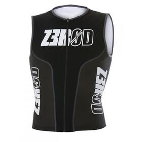 Z3R0D iSINGLET Top Triatlón Hombre, armada black